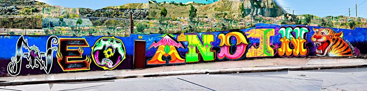 mural neoandino