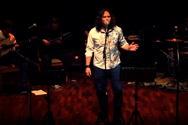 Gustavo Ratto - Cuéntame (NeoAndino Unplugged) ICPNA Miraflores