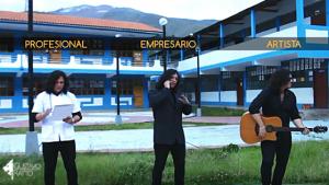 """""""Vamos al Colegio"""" Campaña del MINEDU y GOREHCO"""