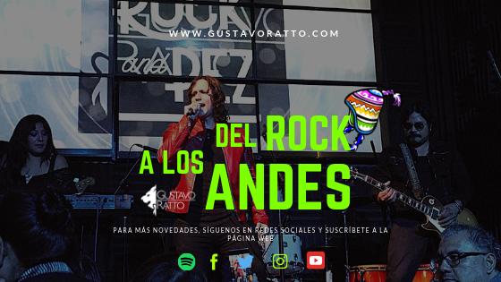 Del Rock a los Andes – Lo mejor de la música andina y el rock