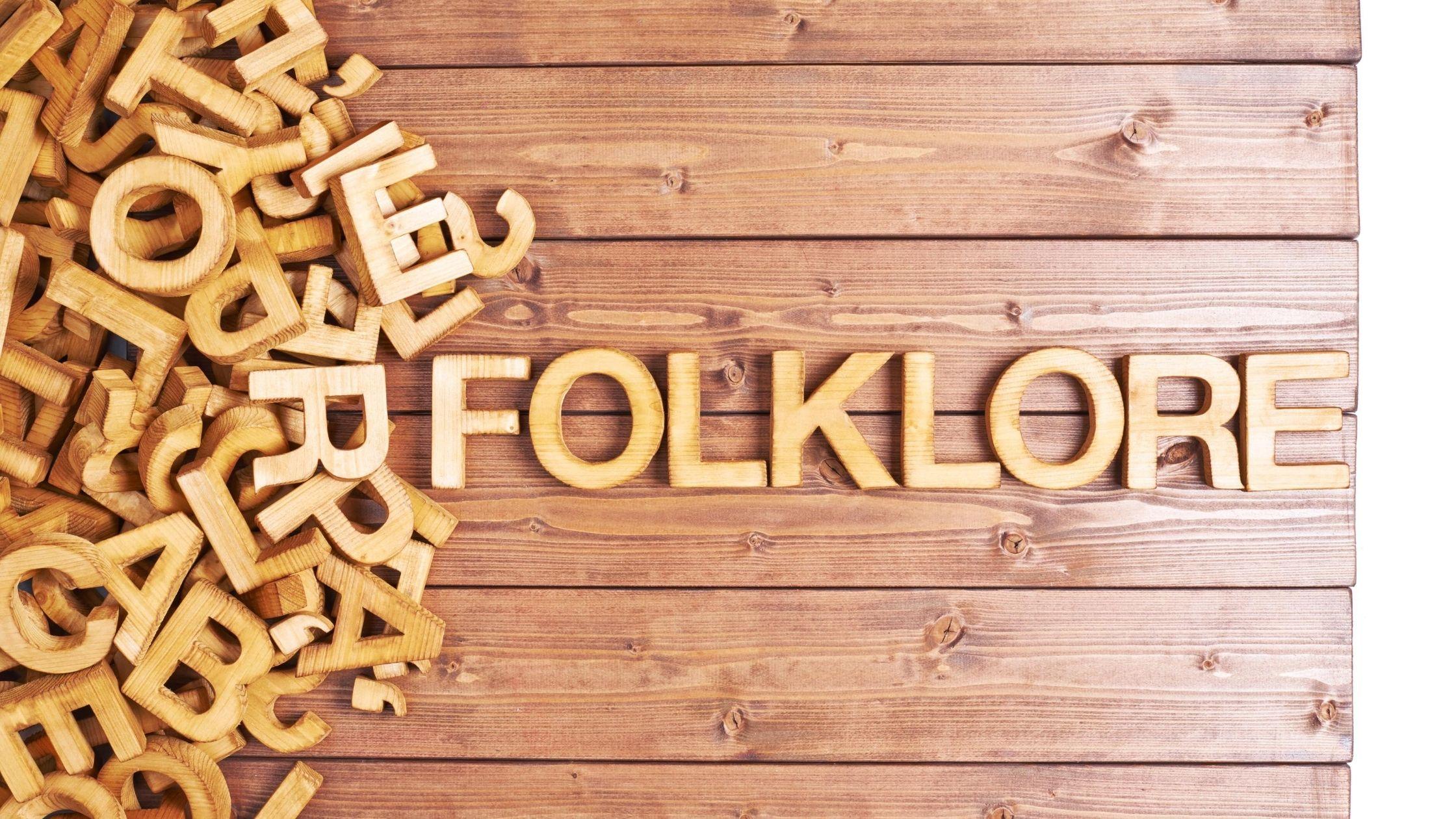 Dia Mundial del folklore 22 de Agosto