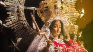 Santísima Candelaria, morenada peruana para la Virgen de la Candelaria