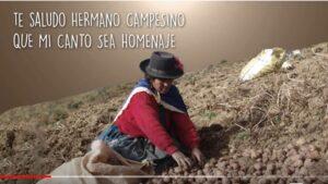 Gustavo Ratto presenta canción dedicada al Día del Campesino